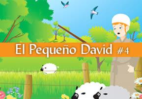 El Pequeño David, #4