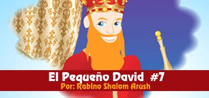 El Pequeño David,  #7