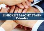 EINIGKEIT MACHT STARK - Pekudey