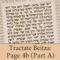 Tractate Beitza: Page 4b (Part A)