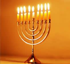 האור הגדול של חג החנוכה