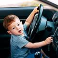 The Kids Take the Wheel