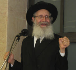 "Rabbi Natan Tzvi Finkel, zatza""l"