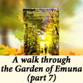 A walk through the Garden of Emuna (part 7)