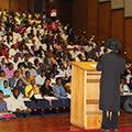 Rabbi Shalom Arush in South Africa