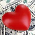 האם אפשר לקנות אהבה בכסף?