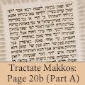 Tractate Makkos: Page 20b (Part A)