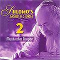 CD en inglés Los Cuentos de Carlebach 2da parte