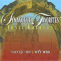 Yossi Karavani - Synagagoue Favorites