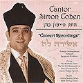 Simon Cohen - Concert Recordings