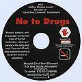CD de Torá - No a las Drogas  (inglés)