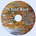 Un mot doux (en anglais)