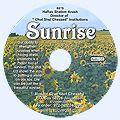 Lever du soleil (en anglais)