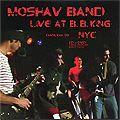 CD + DVD der Moschaw Band / Live Konzert im B.B. King New York!
