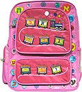 Childrens Backpack for Girls - Mitzvah Train
