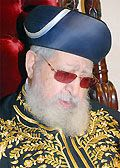 Rabbi Ovaadia Yosef shlita