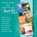 Rabbi Arush and Rabbi Brody Book Set - English