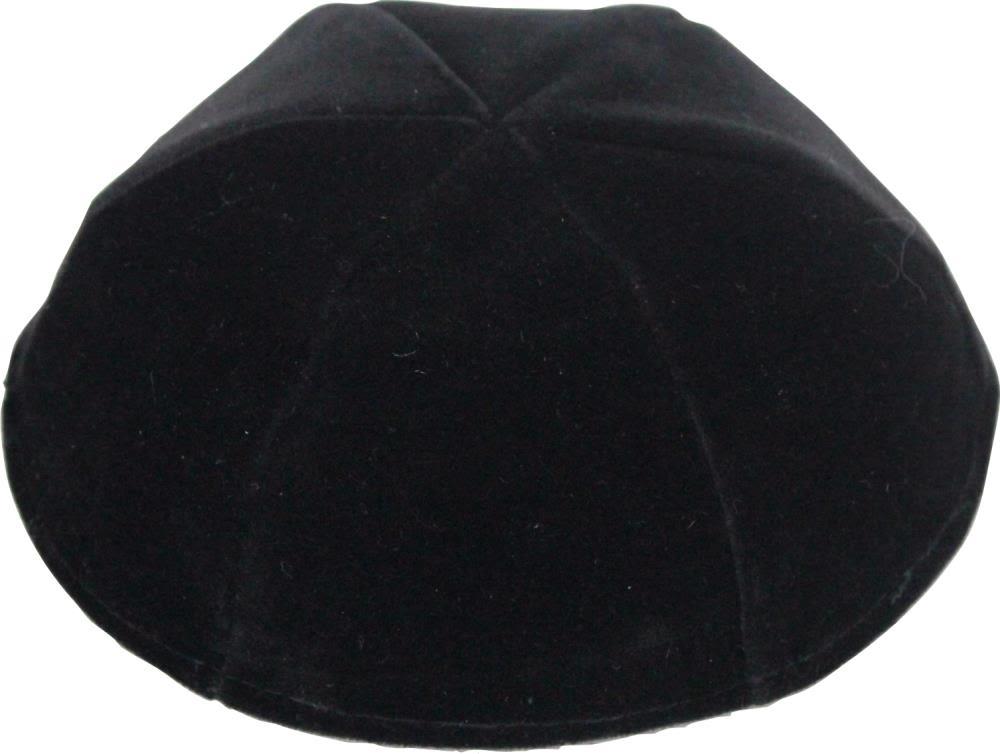 Velvet Kippah, Size 3