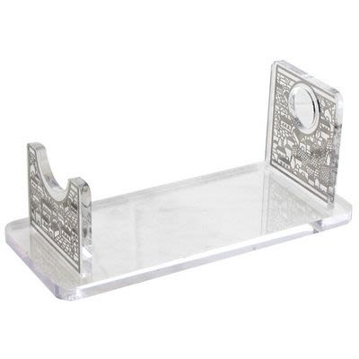 Perspex Shofar Holder