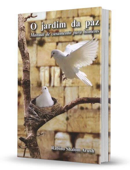 Im Garten des Friedens (En el Jardín de la Paz para Hombres) auf Portugiesisch