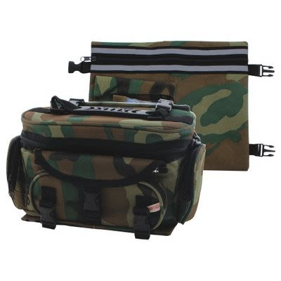Camouflage Thermal Tefillin Bag