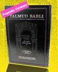 Talmud Babli - Tratado Baba Kama  Tomo 1 - Formato pequeño