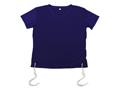 Camiseta antisudor con tzitzit azul XL