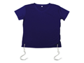 Tzitzit Undershirt in Navy, Size XS
