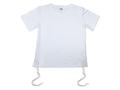 Camiseta antisudor blanca con tzitzit XXL