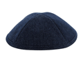 Blue Denim Kippah