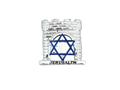 Star of David Magnet