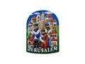 "Magnet ""Musiker in Jerusalem"""