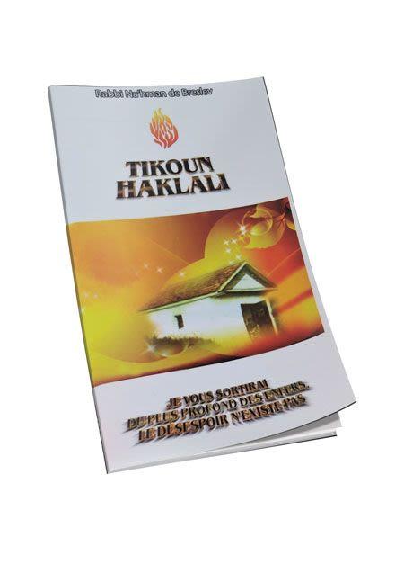 Tikoun Haklali (Französisch)