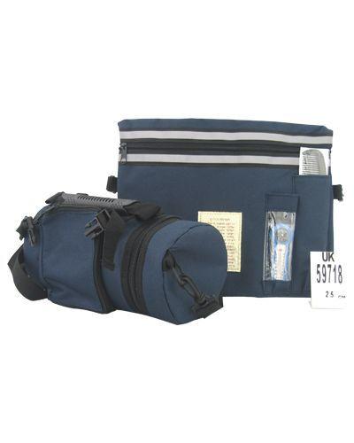 Thermotasche für Tefillin & Tallit (Mittelblau)