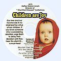 100 Children are Joy