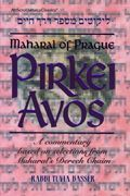 Pirkei Avos - The Maharal of Prague