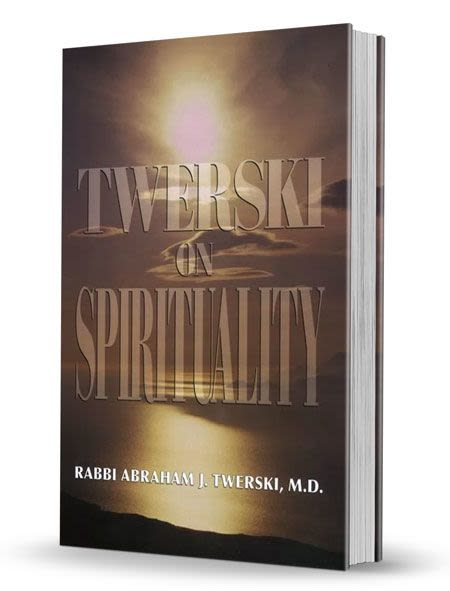 Twerski on Spirituality