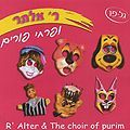 Rebbi Alter and the Pirchei Purim Choir