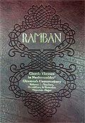 Ramban: Volume 2