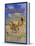 Guidelines - Yamim Noraim (auf Englisch)