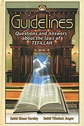 Guidelines - Tefillah Vol 1 & 2