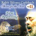 CD Rabi Shlomo Carlebaj - Sipurei Neshama en inglés