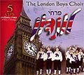 CD Pirjei London - Coro de niños de Londres