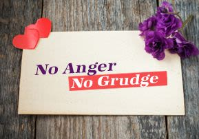 No Anger, No Grudge