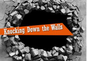 Knocking Down the Walls