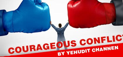 Courageous Conflict