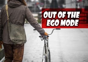 Out of the EGO Mode