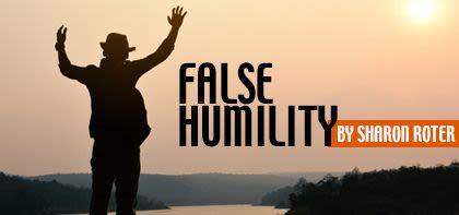 False Humility