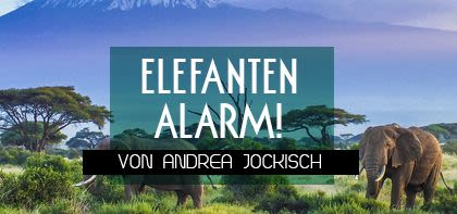 Elefanten-Alarm!