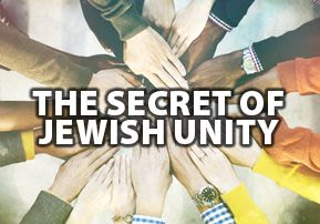 The Secret of Jewish Unity